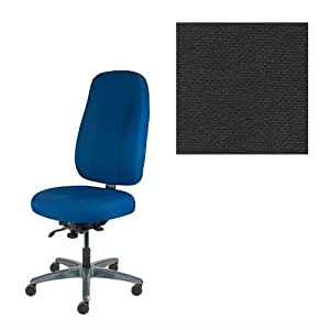 Office Master 24 7 Collection Iu79hd Ergonomic Heavy Duty Chair No Armrests