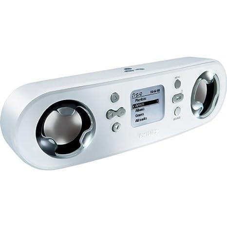 Philips PSS120/37B MP3 Player Windows Vista 32-BIT