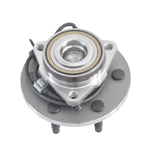 DRIVESTAR 2WD Only 515054 Front Wheel Hub & Bearing for Chevy GMC Cadillac 6 Lug RWD