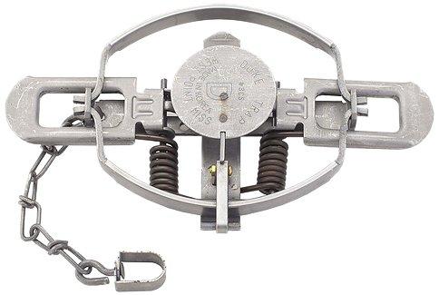 Dukes #3 coil spring trap