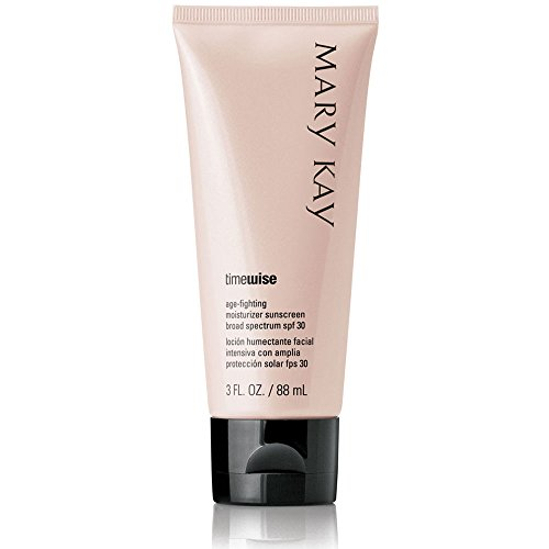Mary Kay TimeWise Age-Fighting Moisturizer Sunscreen Broad Spectrum SPF 30 3.0 fl. oz / 88 mL