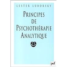 Principes de psychothérapie analytique