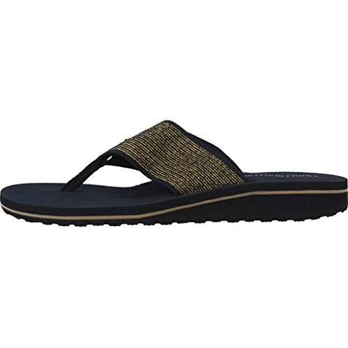 Tommy Hilfiger Sandals and Slippers for Women, Colour Blue, Brand, Model Sandals and Slippers for Women FW0FW02393 Blue Blue
