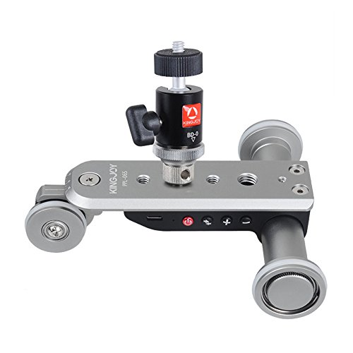 Kingjoy PPL-06S Mini Motorized Electric Track Slider Dolly C