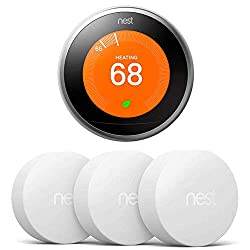 Image of the product Nest T3007ES Learning that is listed on the catalogue brand of Nest.
