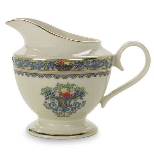 Lenox Autumn Gold-Banded Fine China Creamer ()