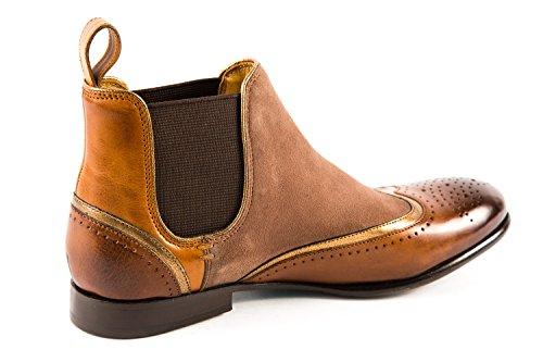 Chelsea Braun 19 Brown Hamilton Boots Sally Womens Melvin amp; xqXOSS