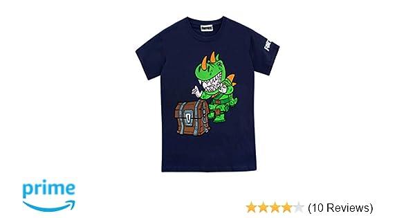 b35d9c3e3 Amazon.com: Fortnite Boys' T-Shirt: Clothing