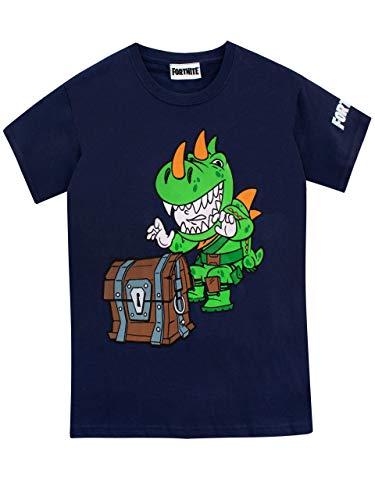 T Boys Blue 8 Fortnite Shirt Size W9E2HIYeD