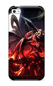 Noar-Diy Awesome Narutos Naruto Backgrounds Flip case cover With Fashion Design For Iphone 5c 5ASvQOOHhPu