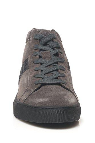 Alto 961 a Collo Sneaker Collo Bikkembergs a Bikkembergs Grigio 961 Sneaker Gymnasium Gymnasium Alto Uomo RpvRTr