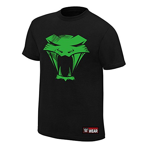 Wwe Randy Orton Strike Alternate Authentic T Shirt Black 2Xl