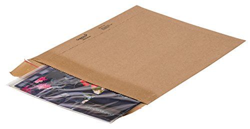 Jiffy Rigi Bag Mailer 89139 #2, 8-3/8'' x 10-3/8'', Natural Kraft (Pack of 250) by Jiffy Rigi Bag