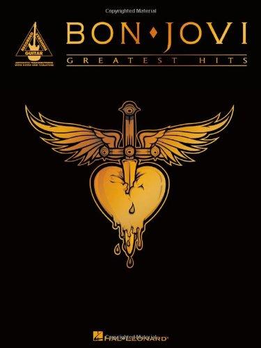 Bon Jovi - Greatest Hits (Guitar Recorded Versions)