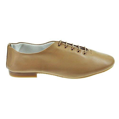 Starlite Basic Tan Jazz scarpe
