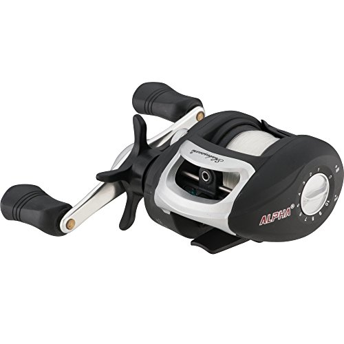 Shakespeare Alpha Low Profile Bait cast Fishing Reel