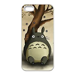 iPhone 4 4s Cell Phone Case White My Neighbor Totoro Phone Case Covers Clear Generic CZOIEQWMXN21653