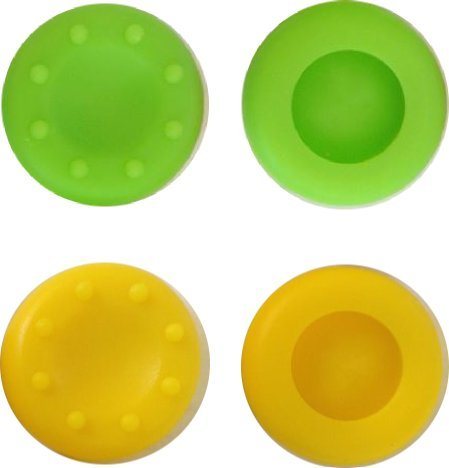 Brazil Green and Yellow 2 Pair Pack of