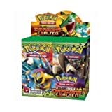 Pokemon Black & White Dragons Exalted Trading Card Game Booster BOX 36 Decks