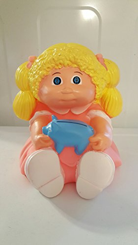 Used, Cabbage Patch Blonde Girl Coin Bank 1983 for sale  Delivered anywhere in USA