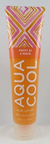 Cool Aloe (Bath & Body Works Aqua Cool Aloe Gel Lotion Pretty as a Peach)