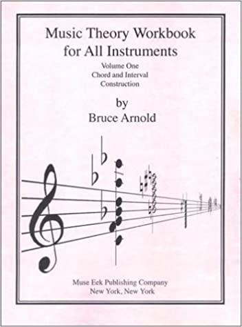Music Theory Workbook for Guitar Volume One