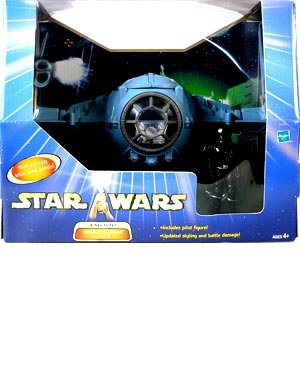 - Imperial Dogfight TIE Fighter - Saga Collection Vehicle Set
