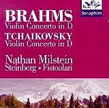 : Brahms: Violin Concerto/ Tchaikovsky: Violin Concerto