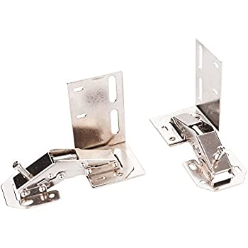 Kv Feet Hni Euro Tray Hinge For Sink Front Cabinet And