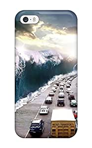 Hot High Quality Shock Absorbing Case For Iphone 5/5s-moses Modern Miracle