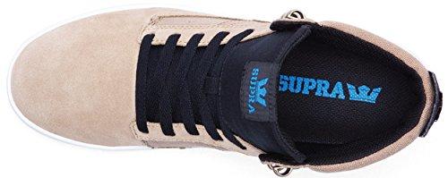 Schuh Supra Bandit khaki-noir-blanc