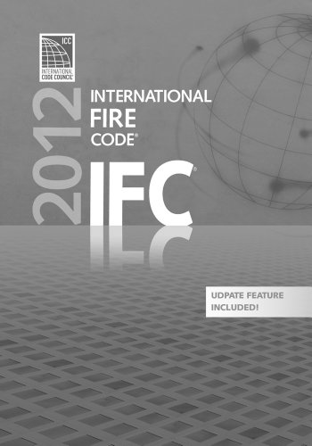 2012 International Fire Code (PDF CD) - Single Seat (International Code Council Series)