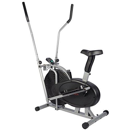 Allyson Fitness 2 In 1 Orbitrek - Sitting Pedaling/Standing...