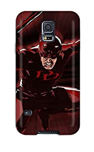 Durable Case For The Galaxy S5- Eco-friendly Retail Packaging(daredevil)