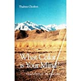 What Color Is Your Mind?, Thubten Chodron and Ven. Thubten Chodron, 1559390158