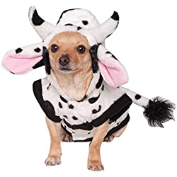 Rubie's Costume Co Cow Pet Costume, Large