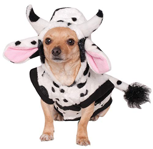 (Rubie's Cow Pet Costume, Small,)