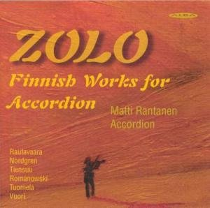 Price comparison product image Finnish Works For Accordion