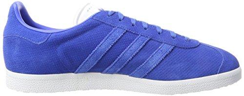 Blue Homme Basses Sneakers Gazelle Gold Vert Blue adidas Bleu Metallic xqwgCYqA