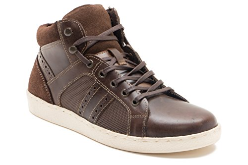 Red Tape Manley Herren Halbschuhe Brown