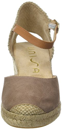 Funghi Caceres Unisa Espadrilles 18 ks Black Women's Grey dUYrUxAw