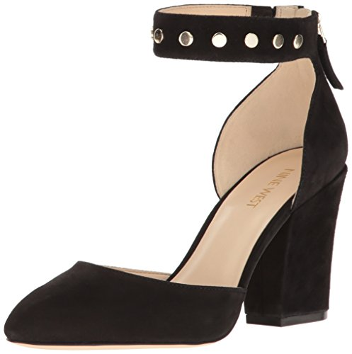 Women's SHARMAIN Nine West Pumps Black Uqn5PaPzwE