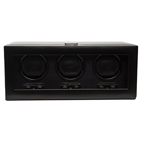 WOLF Heritage Triple Watch Winder