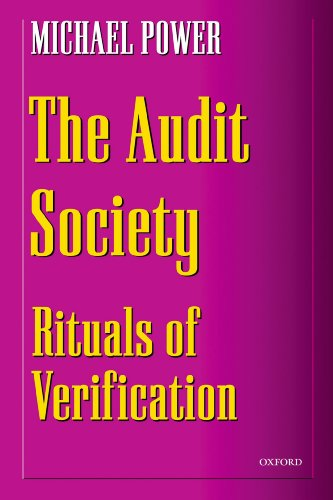 Download The Audit Society: Rituals of Verification Pdf