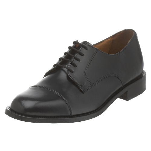 Bostonian Men's Andover Cap Toe Oxford,Black,8 ()
