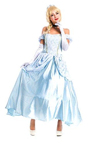 Princess Bride Pirate Costume (Halloween Court princess costume fancy dress ball 89007 (L))