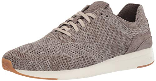 Leather Hawthorn - Cole Haan Men's Grandpro Runner Stitchlite Sneaker, Hawthorn Heathered/Morel Suede, 10 M US