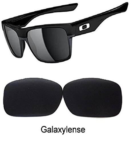 e28a98b20c Galaxy Replacement Lenses For Oakley Twoface Black Polarized 100% UVAB