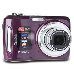 amazon com kodak easyshare c195 14mp 5x optical 5x digital zoom hd rh amazon com kodak easyshare c195 manual pdf Kodak EasyShare 14MP Digital Camera
