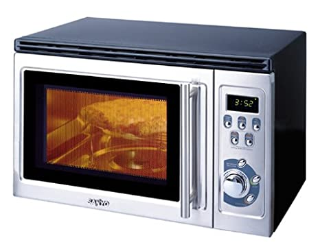 Amazon.com: Sanyo em-z2100gs Horno de microondas con grill ...